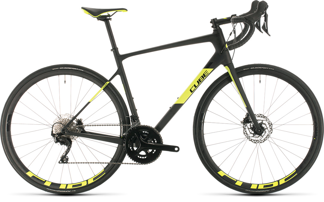 ΠΟΔΗΛΑΤΟ CUBE ATTAIN GTC RACE CARBON N FLASHYELLOW 28 2020 DRIMALASBIKES