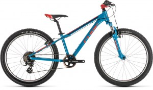 ΠΟΔΗΛΑΤΟ CUBE ACID 240 CREEKBLUE N REEFBLUE N RED 2019 DRIMALASBIKES