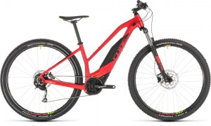 ΠΟΔΗΛΑΤΟ CUBE ACID HYBRID ONE 400 RED N GREEN 2019 DRIMALASBIKES