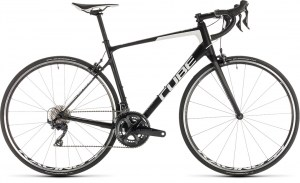 ΠΟΔΗΛΑΤΟ CUBE ATTAIN GTC RACE CARBON N WHITE 28 2019 DRIMALASBIKES