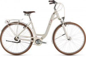 ΠΟΔΗΛΑΤΟ CUBE ELLA CRUISE CREAM N RED 28 2019 DRIMALASBIKES