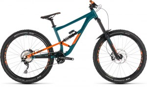 ΠΟΔΗΛΑΤΟ CUBE HANZZ 190 RACE 27,5 PINETREE N' ORANGE 2019 DRIMALASBIKES