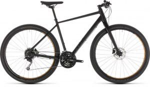 ΠΟΔΗΛΑΤΟ CUBE HYDE BLACK N YELLOW 29 2019 DRIMALASBIKES