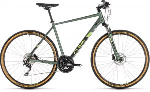 ΠΟΔΗΛΑΤΟ CUBE NATURE EXC GREEN N BLACK 28 2019 DRIMALASBIKES