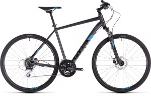 ΠΟΔΗΛΑΤΟ CUBE NATURE IRIDIUM N BLUE 28 2019 DRIMALASBIKES