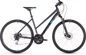 ΠΟΔΗΛΑΤΟ CUBE NATURE IRIDIUM N BLUE LADY 28 2019 DRIMALASBIKES
