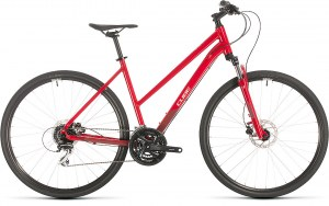 ΠΟΔΗΛΑΤΟ CUBE NATURE RED N GREY LADY 28 2020 DRIMALASBIKES