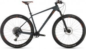 ΠΟΔΗΛΑΤΟ CUBE REACTION C:62 RACE GREY N ORANGE 29 2020 DRIMALASBIKES