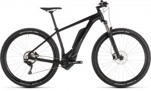 ΠΟΔΗΛΑΤΟ CUBE REACTION HYBRID PRO 400 29 BLACK 2019 DRIMALASBIKES