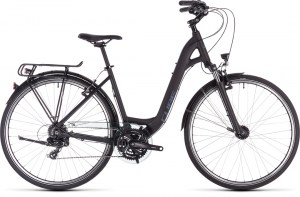 ΠΟΔΗΛΑΤΟ CUBE TOURING EASY ENTRY BLACK N BLUE 28 2019 DRIMALASBIKES