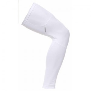 ΜΠΑΤΖΑΚΙΑ Bicycle Line Leg warmers SPRING - White DRIMALASBIKES