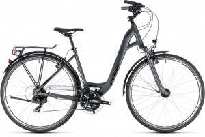 ΠΟΔΗΛΑΤΟ Cube Touring Easy Entry Iridium n Red 28 2018 DRIMALASBIKES
