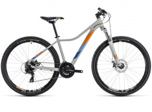 ΠΟΔΗΛΑΤΟ Cube Access WS Grey n Orange 27,5 2018 DRIMALASBIKES