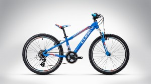 ΠΟΔΗΛΑΤΟ CUBE Kid 240 blue´n´white´n´flashred 2015 DRIMALASBIKES